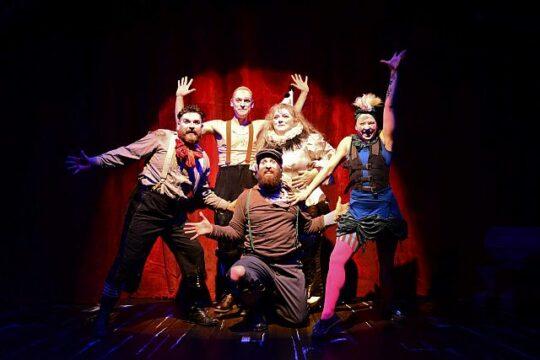 Porchlight Music Theatre. (Photo Michael Courier)