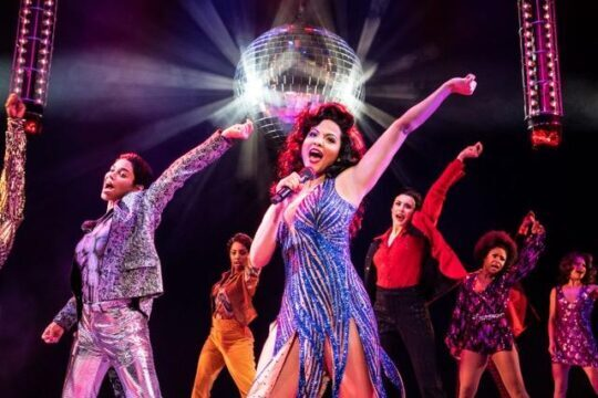 The Donna Summer musical in Chicago (Photo courtesy of Broadway in Chicago)