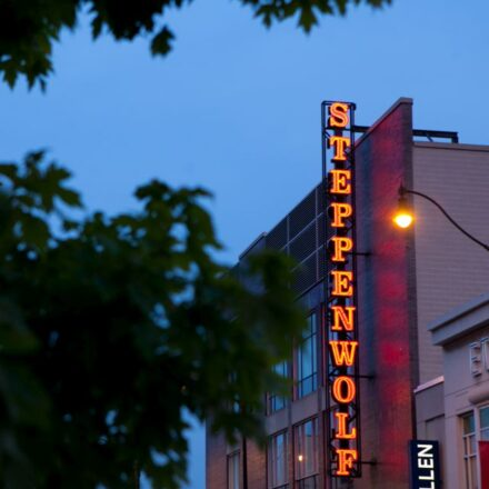Steppenwolf Theatre in the Lincoln Park neighborhood. (Kyle Rubacker photo)