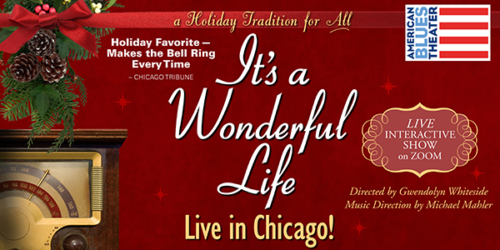 It's a wonderful Life Live (American Blues Theater photo