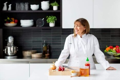 Chef Gale Gand (photo courtesy of Gale Gand)