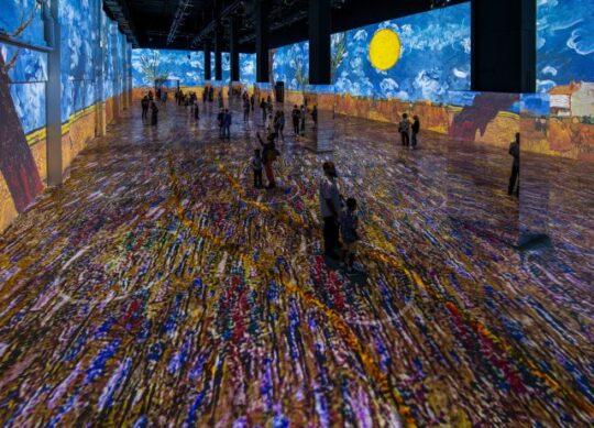 Immersive Van Gogh (Photo courtesy of Immersive Van Gogh)