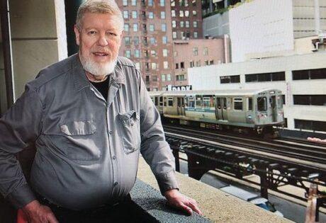 Patrick Reardon, author of 'The Loop' (Photo courtesy of Reardon and Southern Illinois University Press)