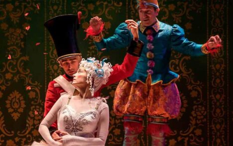 The Steadfast Tin Soldier at Lookingglass Theatre (Photo courtesy of Lookingglass)