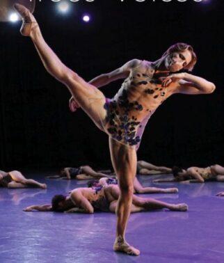 Joffrey Ballet Under Trees' Voices. (Photo courtesy of Joffrey Ballet)