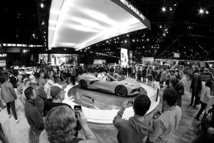 Chicago Auto Show 2020. (Photo courtesy of Chicago Auto Show)