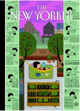 Brunetti, New Yorker, Photo courtesy of the artist)