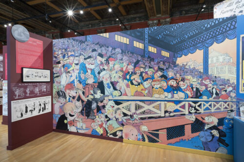 Chicago: Where Comics Came to Life. (James Prinz photography)