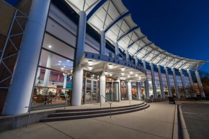 Music Theater Works has moved to the North shore Center for the Performing Arts in Skokie.