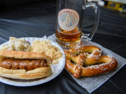 Octoberfest in Lakeview (Photo courtesy of Special Events Managements)