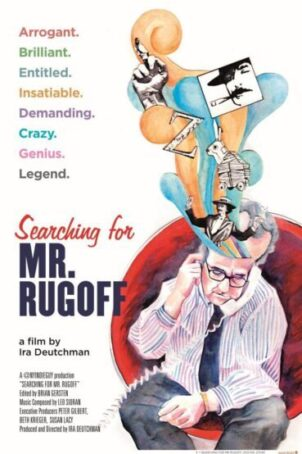 Documentary film Searching for Mr Rugoff. (Photo courtesy of Ira Deutchman