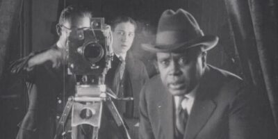 Harlem Renaissance Man (Photo courtesy of film fest presenter Cinema/Chicago)