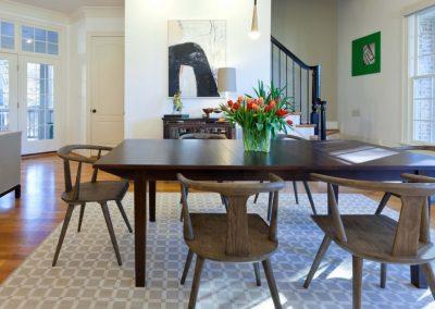 Interior Design Diner Raleigh