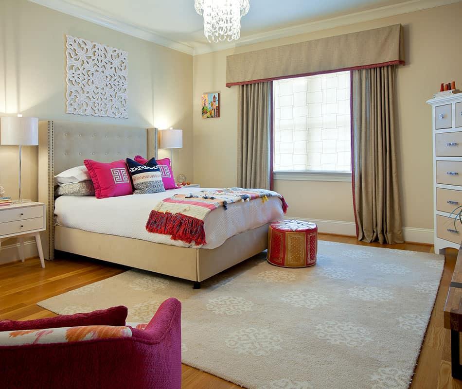 bedroom redesign durham