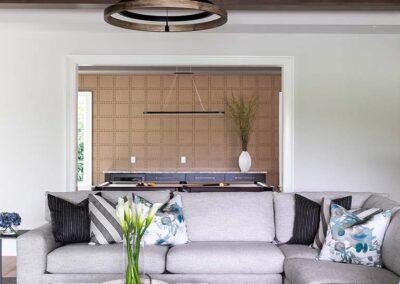 Modern Living Room Raleigh