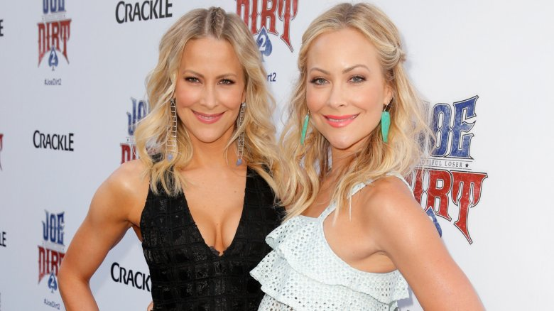 famous blonde twin sisters