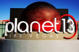 Planet 13 weed dispensary
