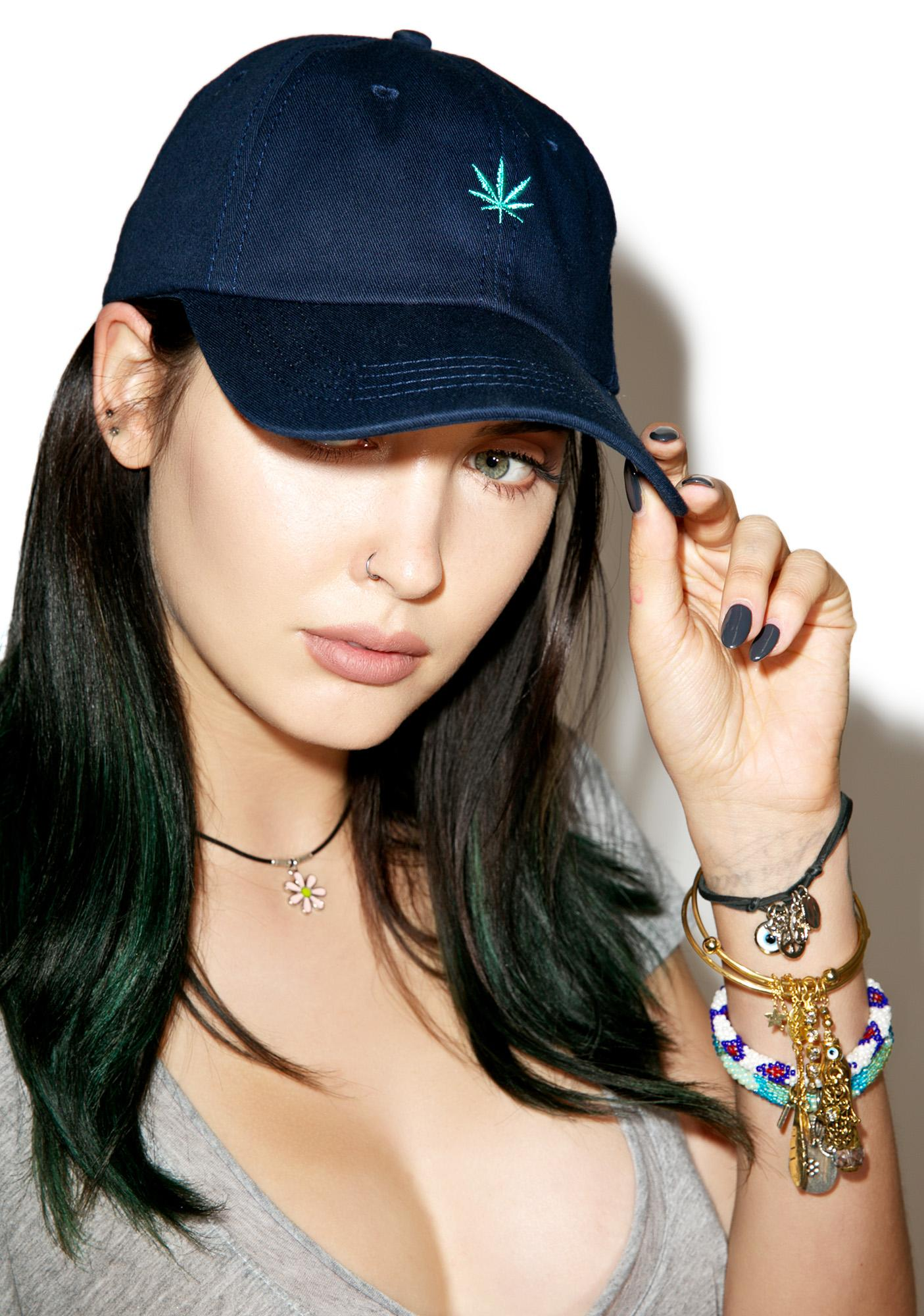 babe with weed hat megan fox style