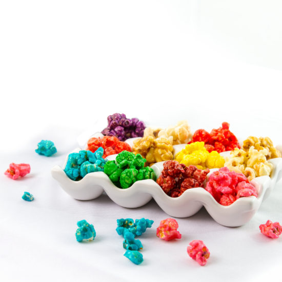 Sweet Popcorn Variety