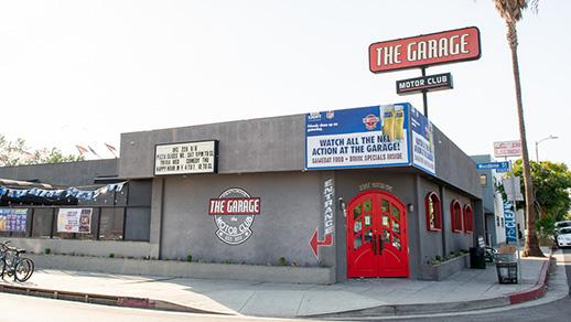 The Garage on Motor