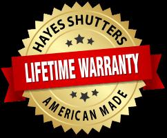 lifetime-warranty-on-Hayes-Shutters