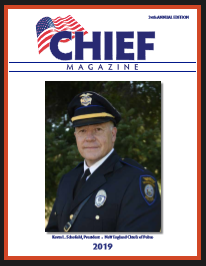 2019 Chiefs Magazine Cover Image