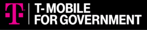 text logo tmobile for government