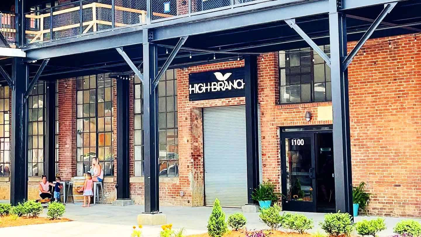 High Branch Brewing Has Moved