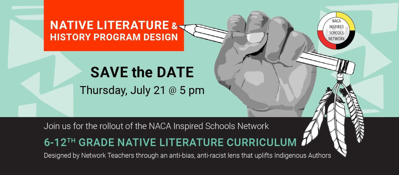 Native American Literature Curriculum Release