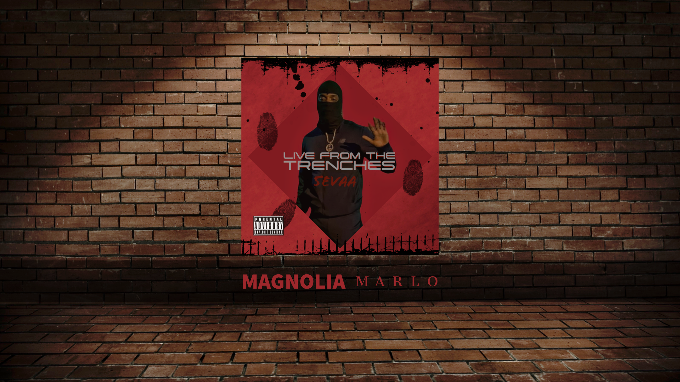 Rapper Magnolia Marlo Cementing His Name In New Jersey