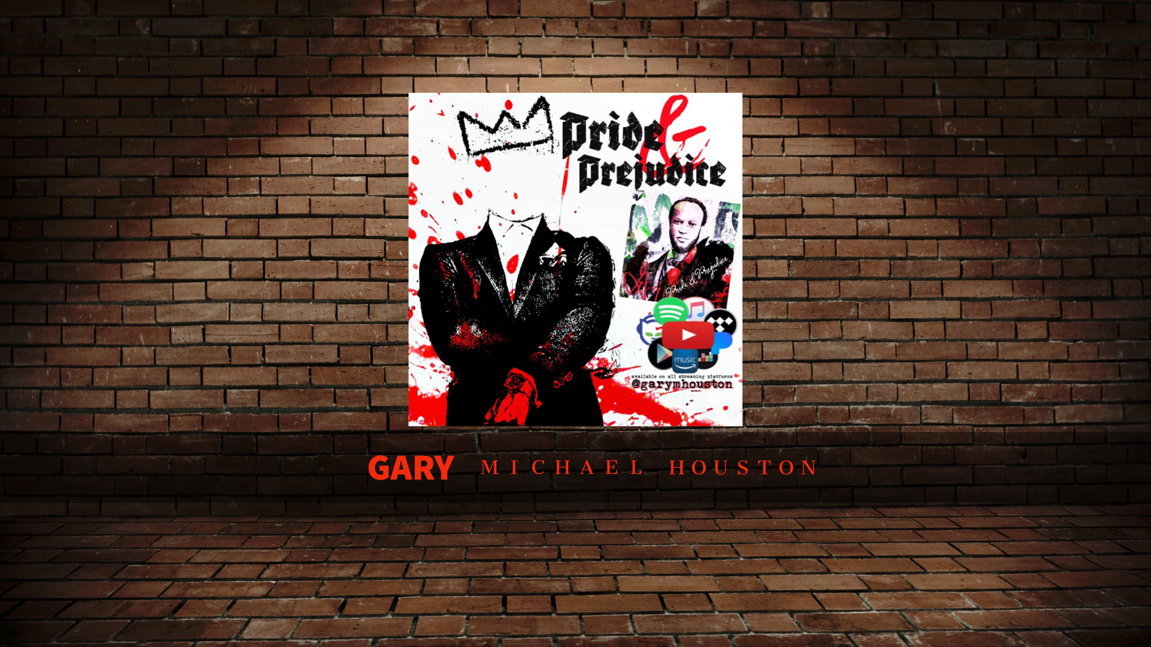 Gary Michael Houston Delivers Visuals With Latest Release [Pride & Prejudice]