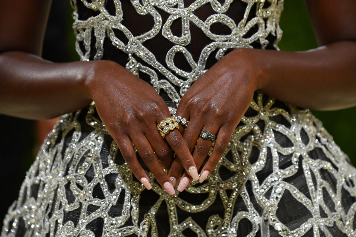 Kiki Layne Launches 'Black Is Brilliant' Featuring Jewelry By KHIRY At The 2021 Met Gala