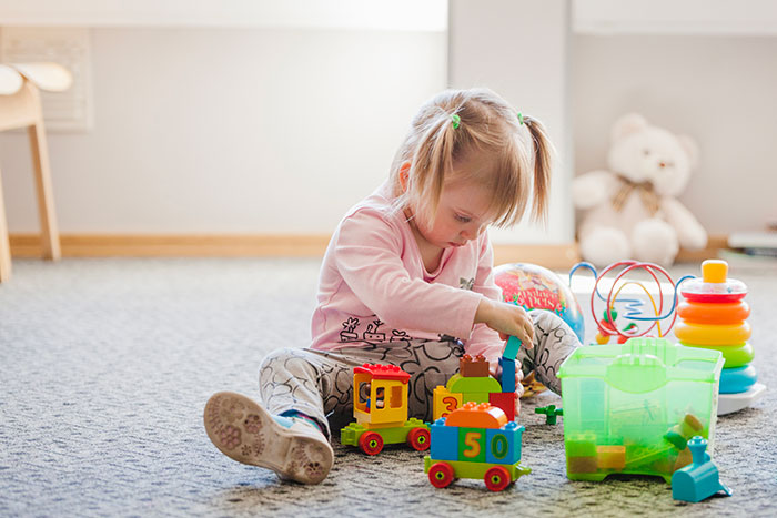 Child development: the first five years