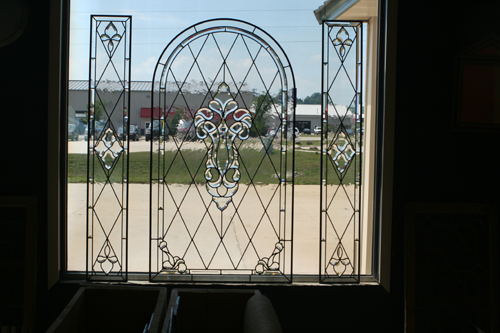 Residential Entry Panels