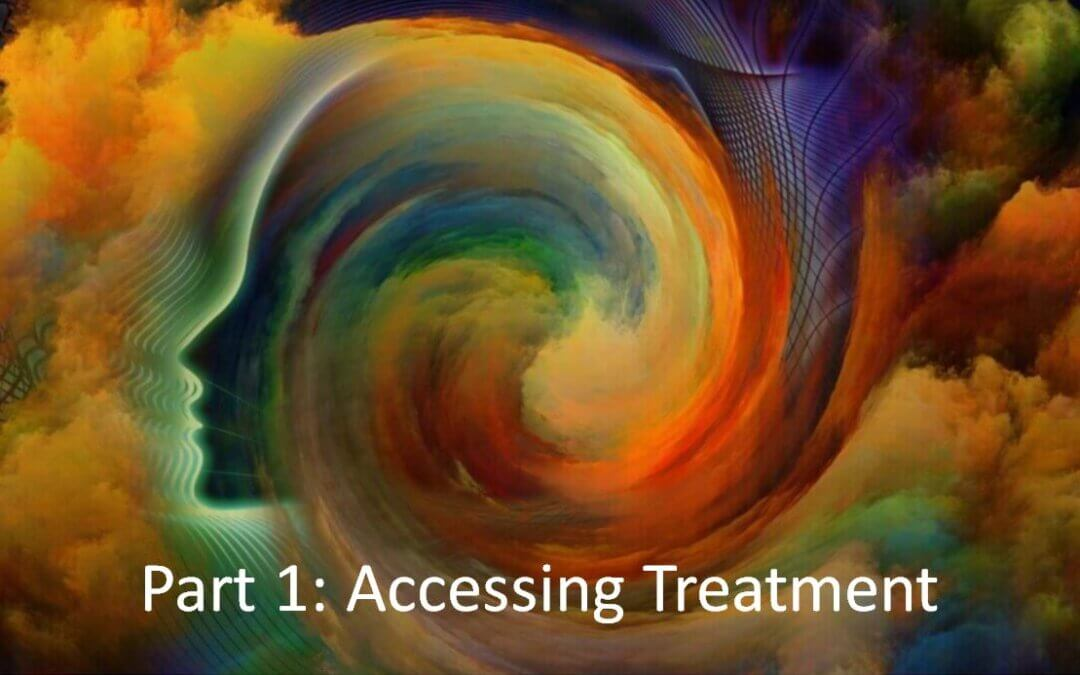 What should you know about Ketamine therapy? Part 1: Accessing Treatment
