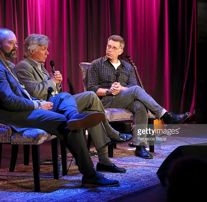 March 2016: Darryl Holter and William Deverell joined GRAMMY Museum Executive Director Bob Santelli on recent release of their new co-authored book, Woody Guthrie L.A. 1937 to 1941