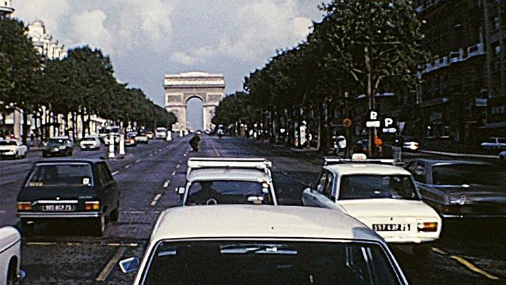 Darryl Holter Paris
