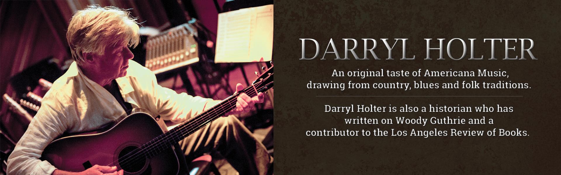 Darryl Holter