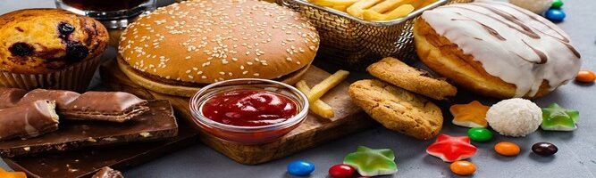 Junk Food Has Harmful Effects On YOU!