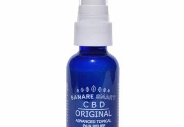 Sanare smart CBD lotion 100mg