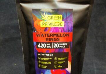 Watermelon Rings 420mg