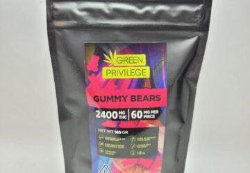 Gummy Bears 2400mg