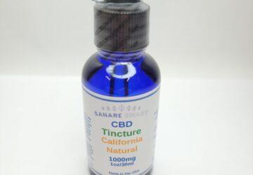 Sanare Smart CBD Tincture 1000mg