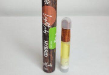 """""""Fire OG"""" -1g- Cartridge By: Light Labs"""