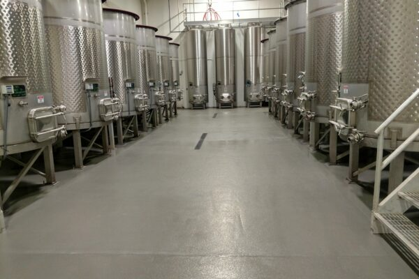 St Supery winery Tank Area(1)