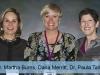 Dr. Martha Burns, Dana Merritt & Dr. Paula Tallal