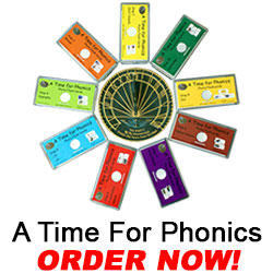 A Time For Phonics