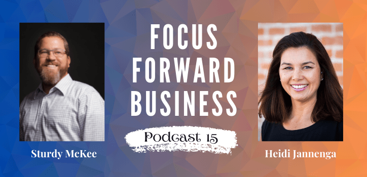 Focus Forward Business Podcast 15