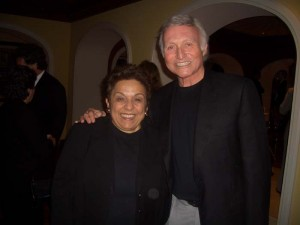 Jerry Bengis and Donna Shalal at Lowe Art Museum, University of Miami