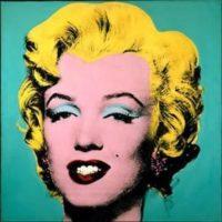 Marilyn by Andy Warhol
